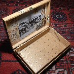 A Cigar box for Miniatures